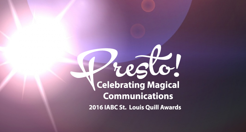 2016 IABC St. Louis Quill Awards